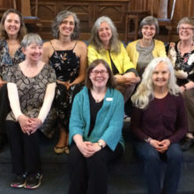 Therapeutic Touch at Eastminster United Church, Toronto