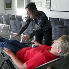 Introduction to Therapeutic Touch at Belleville Public Library