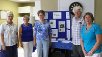 Napanee Seniors Learn About TT